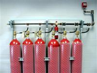 Hệ thống khử cháy CO2