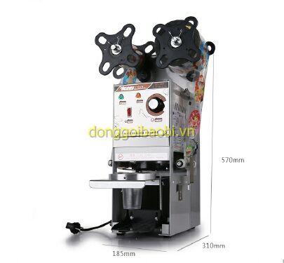 Máy ép miệng ly trà sữa WY-680