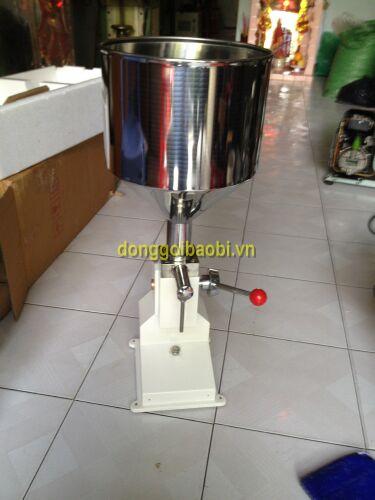 Máy chiết rót mỹ phẩm thủ công A03