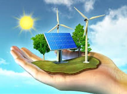 Thiết bị sản xuất năng lượng xanh