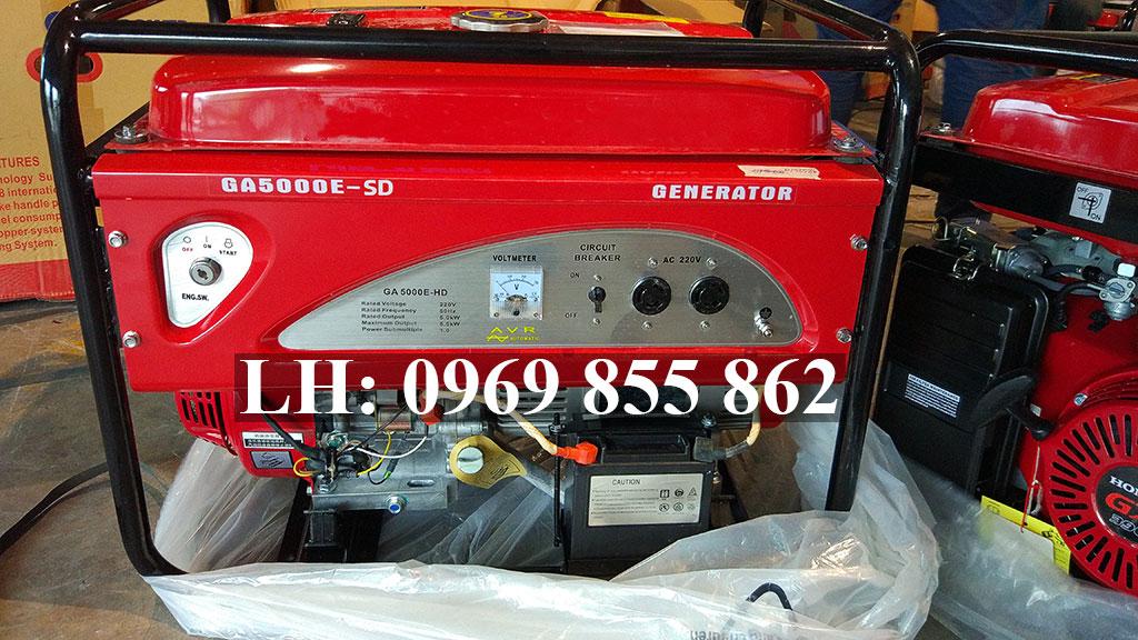 Máy phát điện GA500E-SD 5Kva