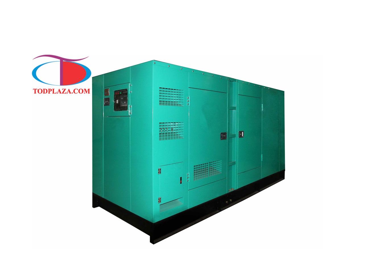 Máy phát điện John Deere J44-S 40 kVA