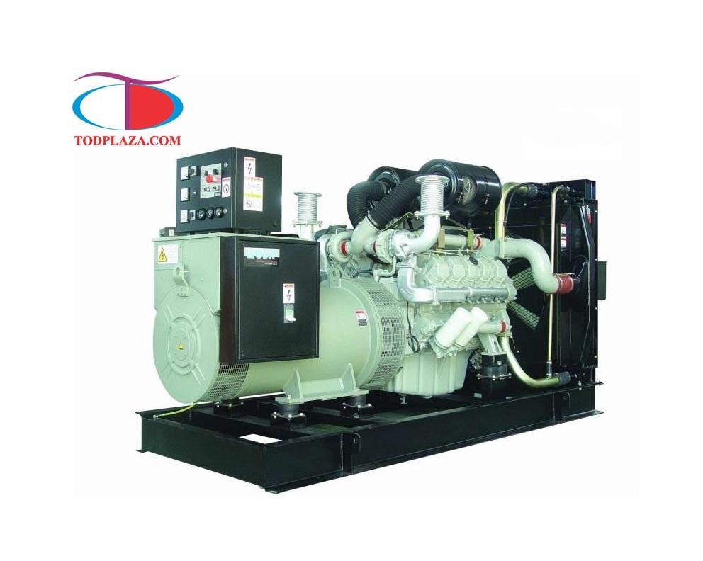 Máy phát điện Doosan TW 100-S
