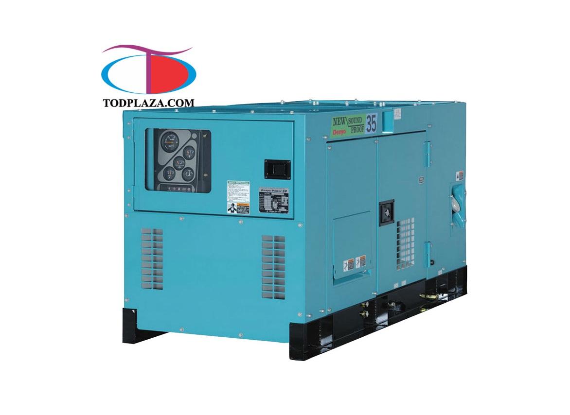 Máy phát điện Denyo DCA 35SPK 30Kva