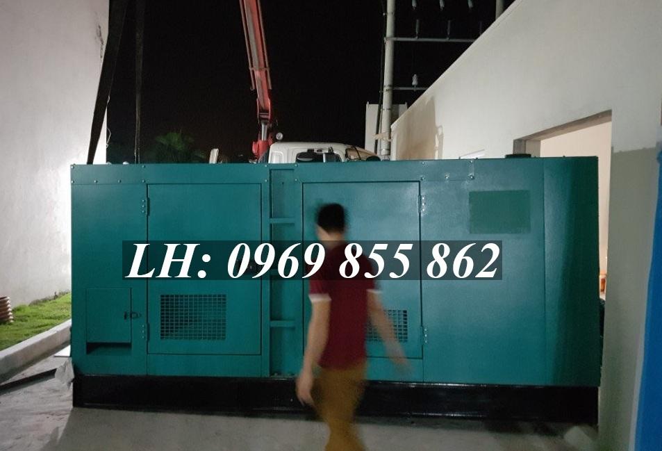 Hợp đồng bán máy phát điện tại Hà Nội