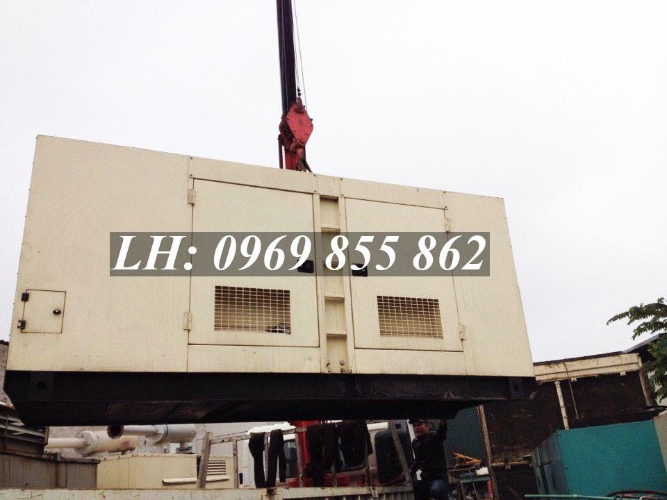 Cho thuê máy phát điện tại Hà Nam