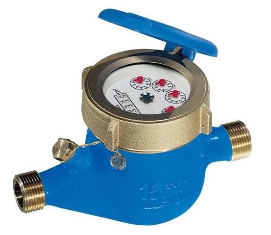Đồng hồ ren đo lưu lượng nước