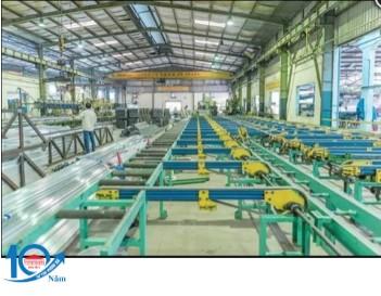 Nhà máy nhôm Đô Thành Hà Nội