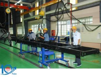Nhà máy Uli Thái Bình