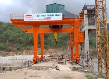 Dự án thuỷ điện Trung Xuân Thanh Hoá