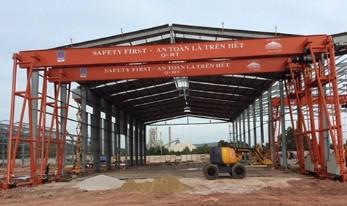 Nhà máy lọc hóa dầu Nghi Sơn Thanh Hóa