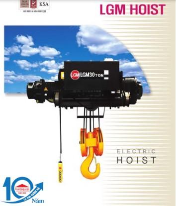 Palang cáp điện LGM