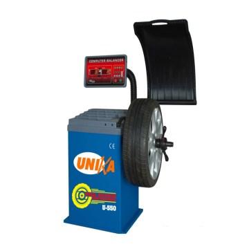 Máy cân bằng động lốp xe