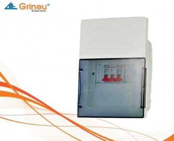 Tủ điện nhựa âm tường