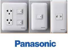 Công Tắc, Ổ Cắm Panasonic