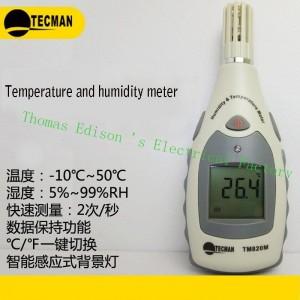Máy đo nhiệt độ và độ ẩm