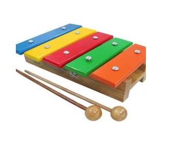 Bộ đồ chơi hoạt động âm nhạc