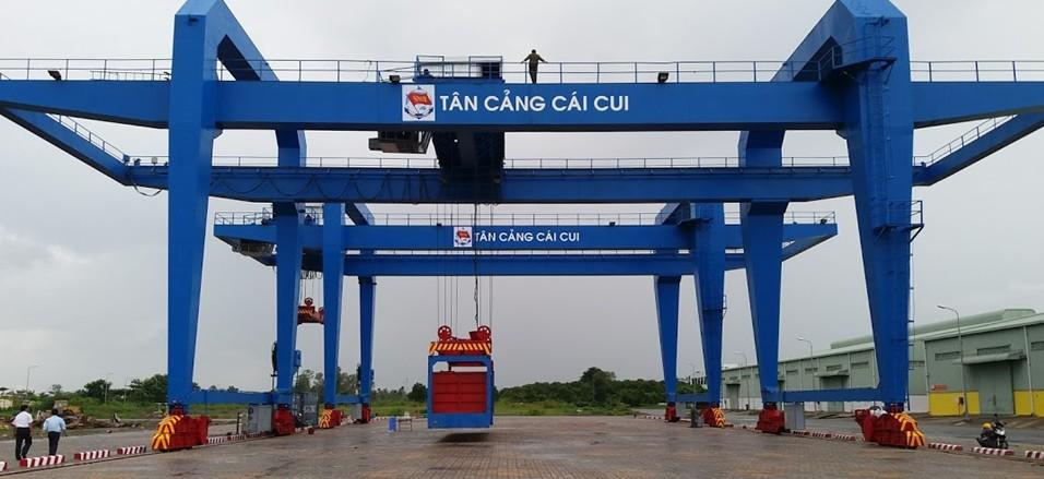 Cầu RMG Tân Cảng Cái Cui