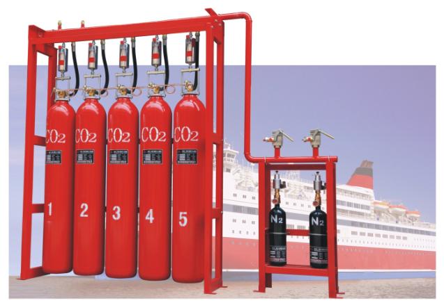 Thiết kế hệ thống chữa cháy sử dụng