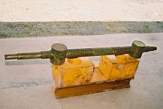 Bu long tăng đưa máy đầu nghiền đá