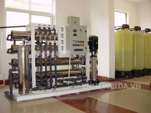 Hệ thống máy lọc nước