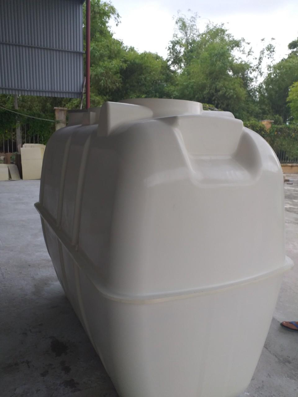 Bồn Composite xử lí nước thải công suất nhỏ