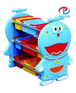 Kệ để đồ chơi Doraemon
