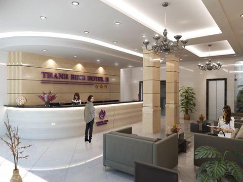 Thiết kế cải tạo khách sạn