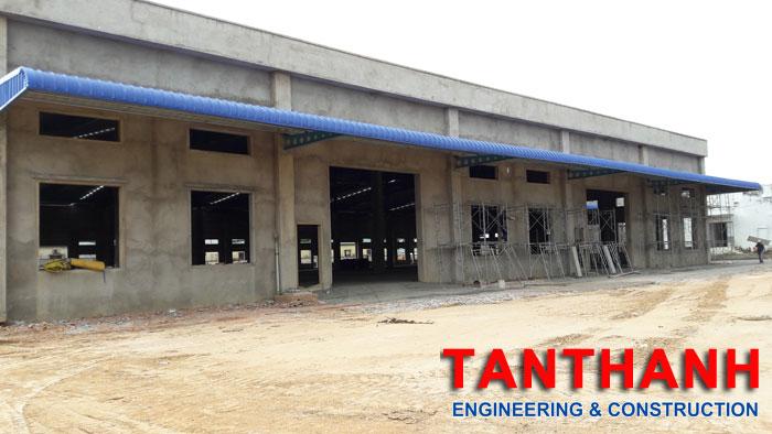 Nhà xưởng khu công nghiệp amata TP Biên Hòa Đồng Nai