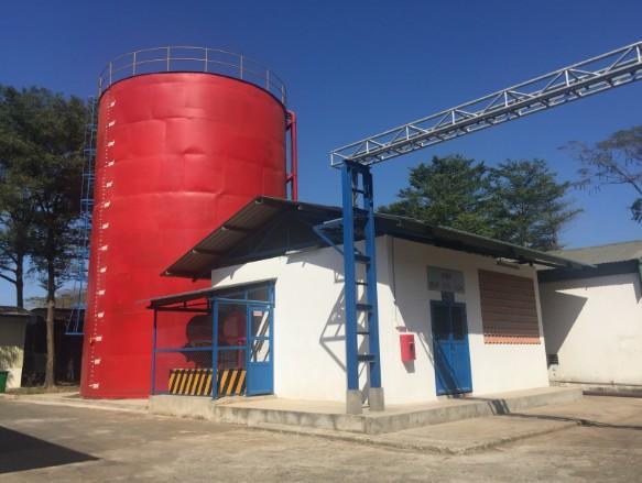 Lắp đặt bồn nước & nhà bơm PCCC