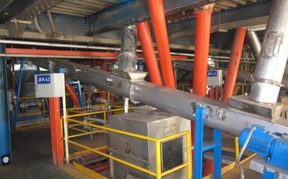 Hệ thống vis tải Pelletmill