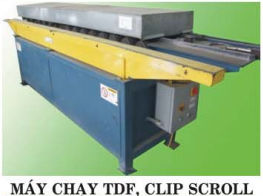 Máy chạy TDF, Clip SCROLL