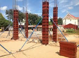 Cho thuê cốp pha xây dựng