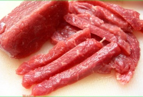 Thịt bò tươi