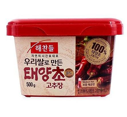 Sốt tương ớt Gochujang Hàn Quốc