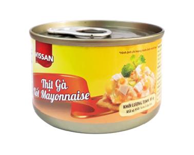 Thịt gà xốt mayonnaise
