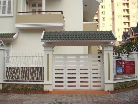 Cửa cổng MS - 205