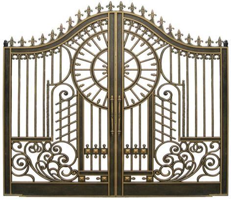 Cửa cổng MS - 211