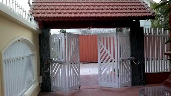 Cửa cổng MS - 212