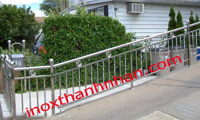 Cầu thang sắt MS - 108