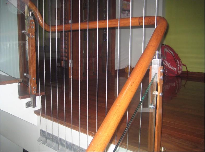 Cầu thang cáp MS - 021