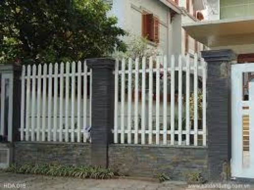 Hàng rào sắt đẹp 03M