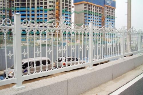Hàng rào sắt đẹp 03E