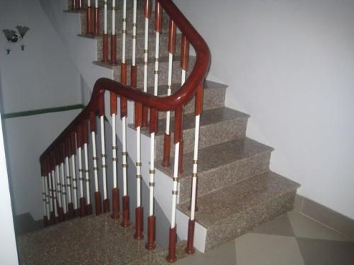 Cầu thang inox MS - 012