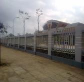 Trụ hàng rào bê tông