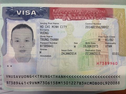 Dịch vụ Visa Mỹ