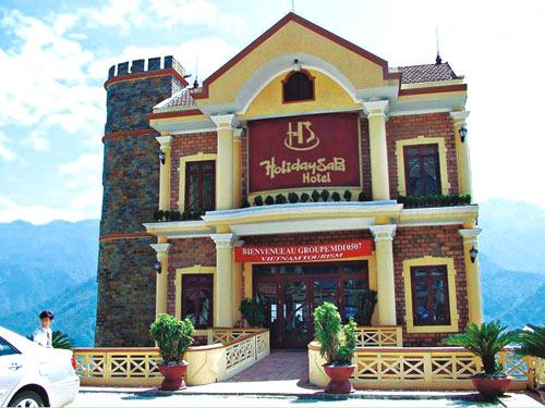 Khách sạn Holiday Sapa