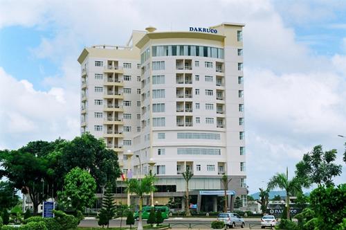 Khách sạn Dakruco Buôn Mê Thuột