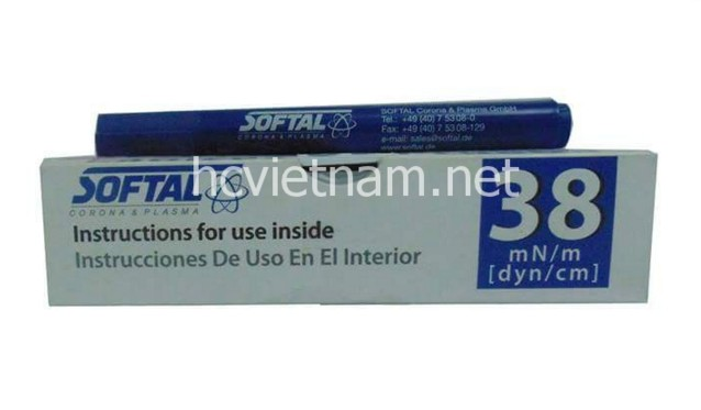 Bút Corona Softal Germany 38-62 Dyne