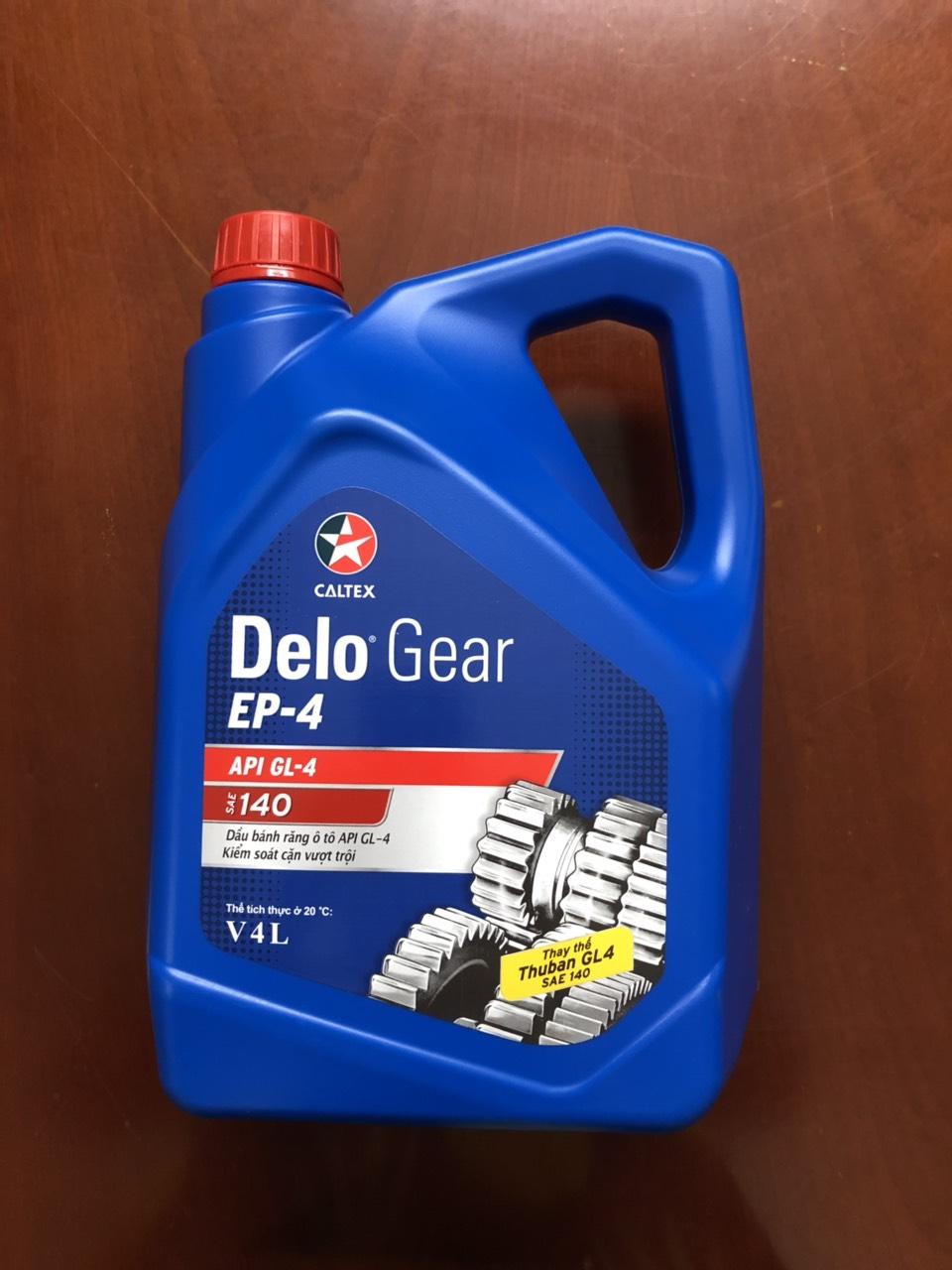 Delo gear ep-4